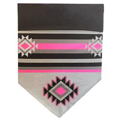 Protective Bandana - Pow Wow Pink/Purple