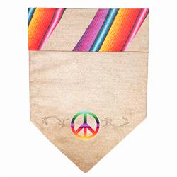 Protective Bandana - Peace