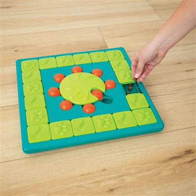 Nina Ottosson MultiPuzzle Interactive Treat Puzzle Dog Game