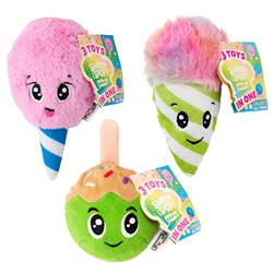 Surprise Destroy Them All Sweet Shop Dog Toys - Assorted Small