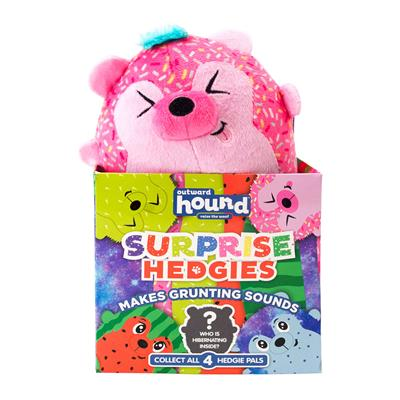 Fruit Snack Surprise Dog Toys - Assorted Small