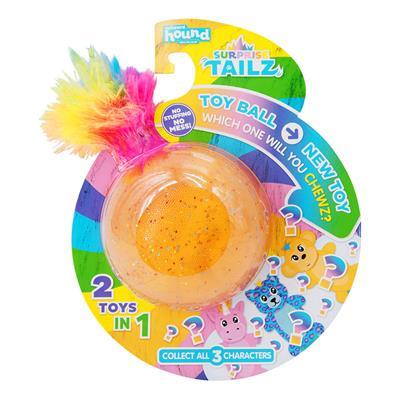 Surprise Tailz Dog Toys - Assorted Large