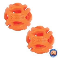 Chuckit! Breathe Right Ball 2 Pack Small