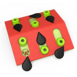 Melon Madness Puzzle & Play Cat Toy by PetStages & Nina Ottosson
