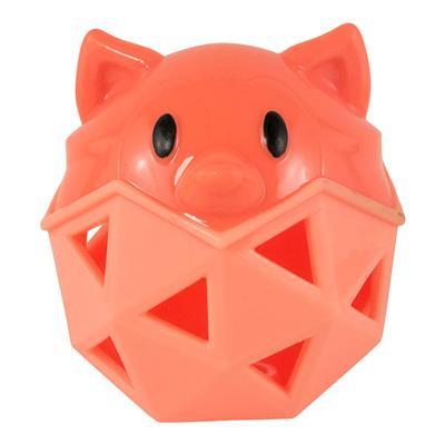 Orange Fox Treat Stuffer Dog Toy