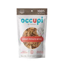 Occupi Sweet Potato Bites Dog Treats, 8 oz