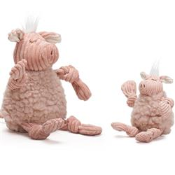 Hugglefleece Fluffer-Knottie, Penelope the Pig