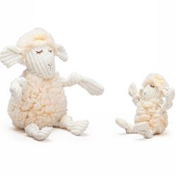 Hugglefleece Fluffer-Knottie, Louise the Lamb