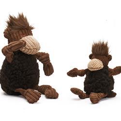 Hugglefleece Fluffer-Knottie, Monica the Monkey