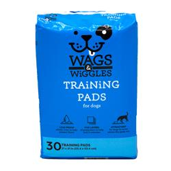 "Wags & Wiggles 21"" x 21"" Training Pad - 30 Count"