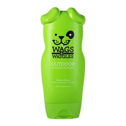 Wags & Wiggles Outdoor Dog Shampoo, 16 Ounces