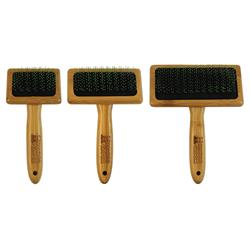 Slicker Brush with Stainless Steel Pins & Comfort Tips