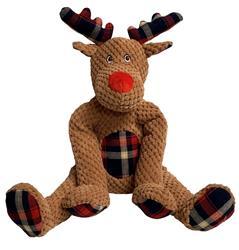 fabdog Reindeer Floppy Toy