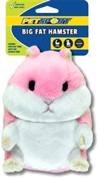 Big Fat Hamster - Pink