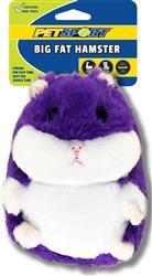 Big Fat Hamster - Purple