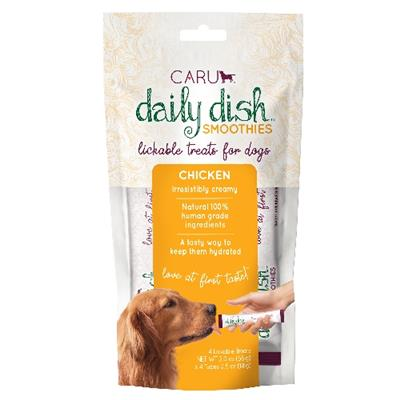 Daily Dish Smoothies Lickable treats for Dogs - Chicken Flavor