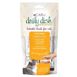 Daily Dish Smoothies Lickable treats for Cats - Chicken Flavor