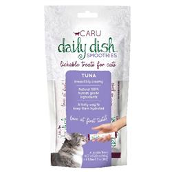 Daily Dish Smoothies Lickable treats for Cats - Tuna Flavor