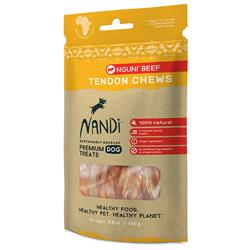 Nandi Nguni Beef Tendon Chews - 3.5oz. Bags