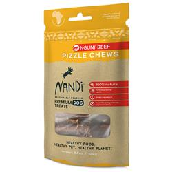 Nandi Nguni Beef Pizzle Chews - 3.5oz. Bags