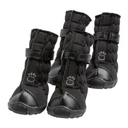 Elastofit Boots Black by GF Pet