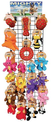 Tuffy-Mighty Best Seller Rack Special