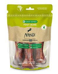 Nandi Karoo Ostrich Foot Bone (4 bones/pack)