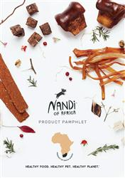 Nandi In-Store Pamphlet