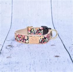 Ditsy Floral Collars, Leads, and Harnesses