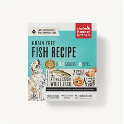 DEHYDRATED - GRAIN FREE FISH RECIPE (ZEAL)