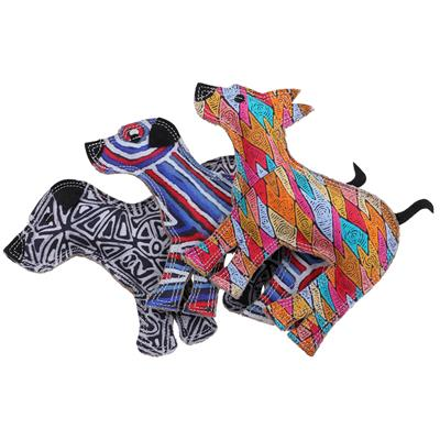 Ben Sand Dunes - Outback Tails Desert Dog Chew Toy