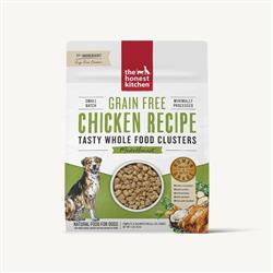 WHOLE FOOD CLUSTERS - GRAIN FREE CHICKEN