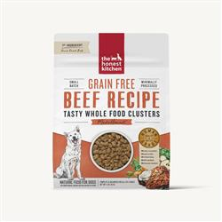 WHOLE FOOD CLUSTERS - GRAIN FREE BEEF