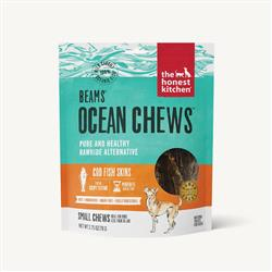 BEAMS® OCEAN CHEWS - COD FISH SKINS