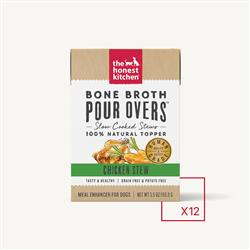 BONE BROTH POUR OVERS - CHICKEN (12 x 5.5 oz boxes)
