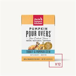 PUMPKIN POUR OVERS - TURKEY (12 x 5.5 oz boxes)