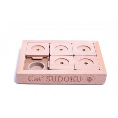 """Pet' SUDOKU® Small """"Advanced"""" (for Cats and small Dogs) - 20 pieces in the master box"""