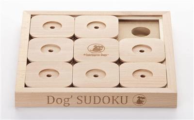 "Dog SUDOKU® Medium ""Expert"" Classic Game - 8 pieces per master box"