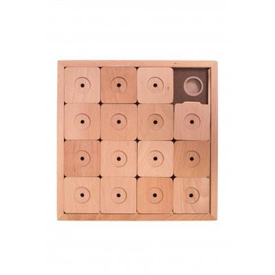 Dog SUDOKU® Medium Genie Classic Puzzle Game - 4 pieces in a master box