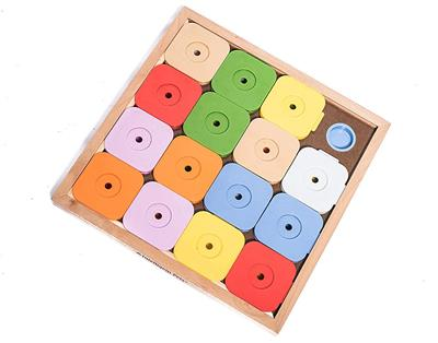 Dog SUDOKU® Medium Genie Color Puzzle Game - 4 pieces in the master box