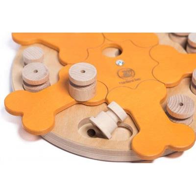 Bone's Carousel Dog Puzzle Game - 8 pieces in the master box