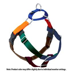 "5/8"" Patented Jellybean Freedom No-Pull Harness Only (14-50lbs)"