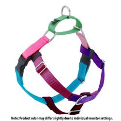 "5/8"" Patented Jellybean Freedom No-Pull Harness Deluxe Training Package (14-35 lbs)"