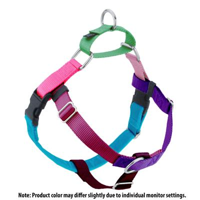 """5/8"""" Patented Jellybean Freedom No-Pull Harness Deluxe Training Package (14-35 lbs)"""