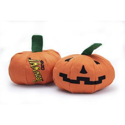 Yeowww! Pumpkin Toy