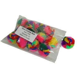 CanCor Mini Crinkle Ball Package of 12