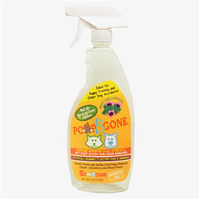 Poop B Gone 22 Ounce Organic Stain Remover Made in the USA