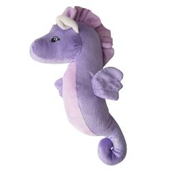 """Shelly the Sea Horse - Teal - 17"""""""