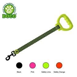 DOCO® Diamante Leash w/ Silicone Handle 4ft