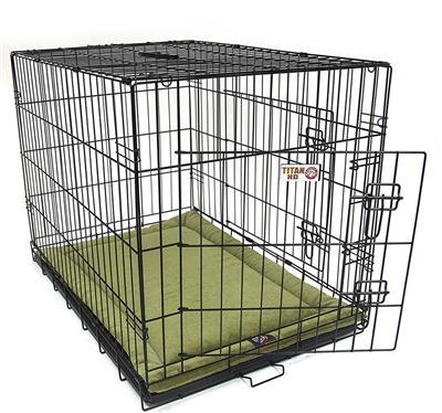 Storm Villa Crate Dog Bed Mat